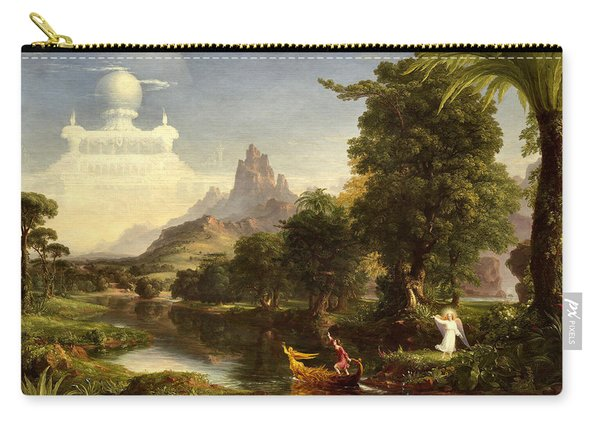 The Voyage Of Life, Youth Carry-all Pouch