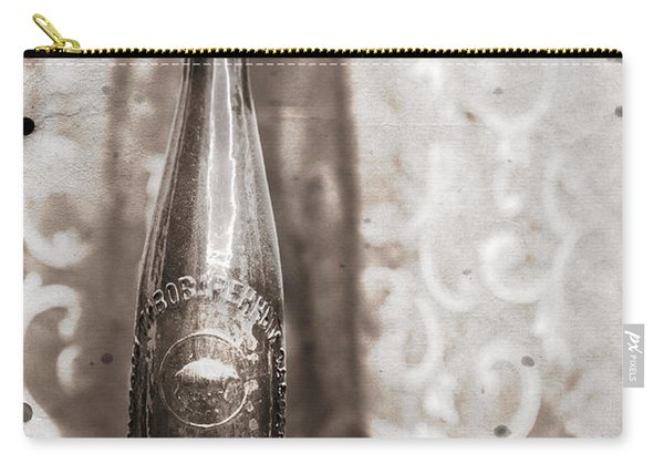 Vintage Beer Bottle Carry-all Pouch