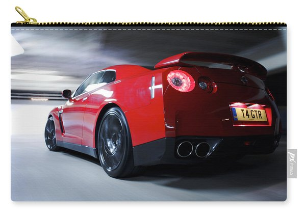45647 Nissan Nissan Gt R Carry-all Pouch