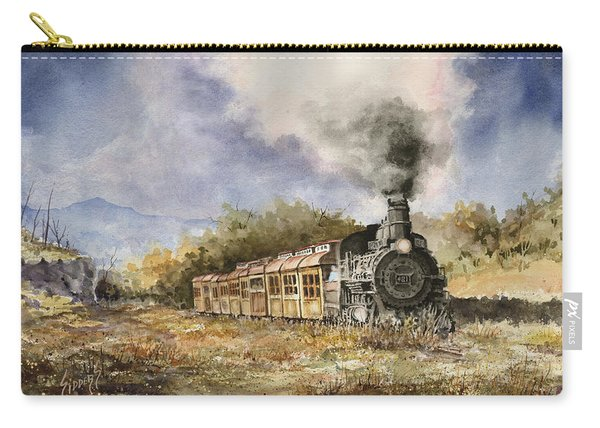 481 From Durango Carry-all Pouch