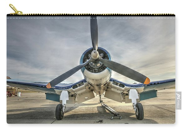 4fu Corsair At Hollister Carry-all Pouch