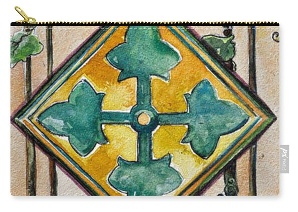 4th Infantry Division Homage Carry-all Pouch