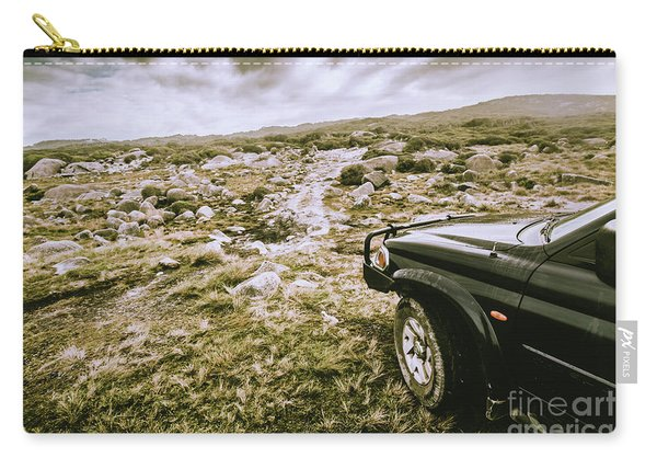 4wd On Offroad Track Carry-all Pouch