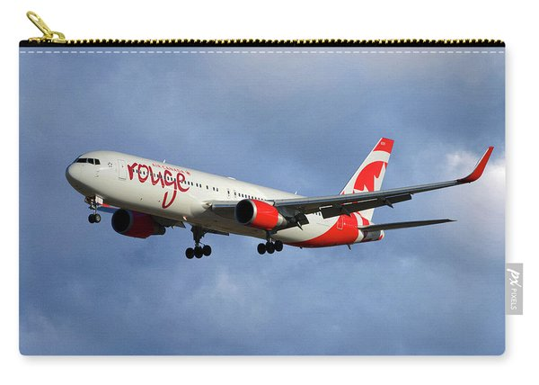 Air Canada Rouge Boeing 767-333 117 Carry-all Pouch