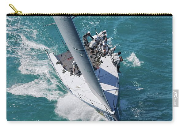 Breeze On Carry-all Pouch
