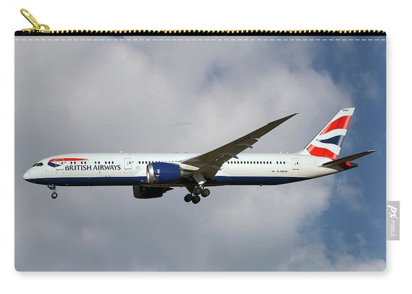 British Airways Boeing 787-9 Dreamliner Carry-all Pouch