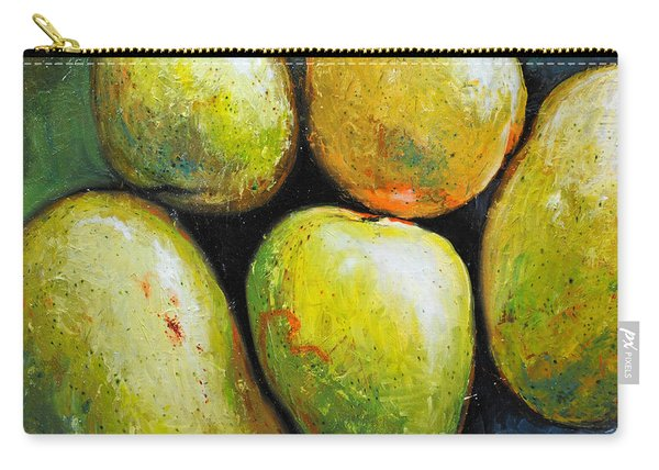 5 Mangos Carry-all Pouch