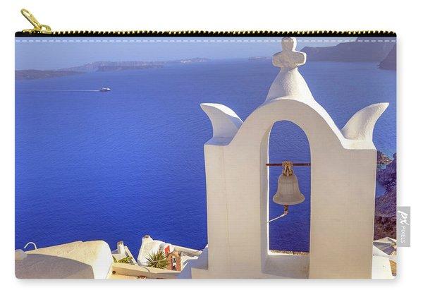 Oia - Santorini Carry-all Pouch