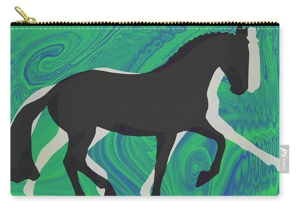 Up The Levels Art Carry-all Pouch