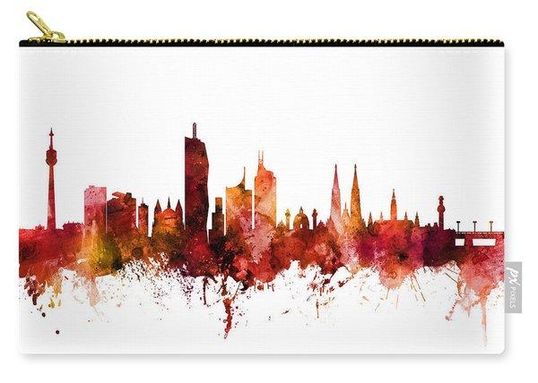 Vienna Austria Skyline Carry-all Pouch