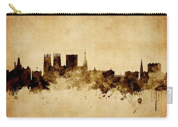 York England Skyline Carry-all Pouch