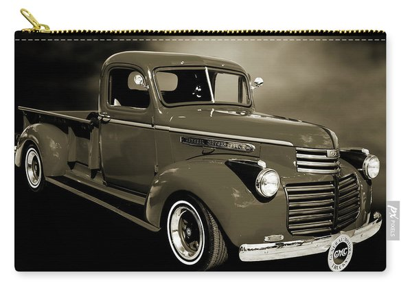 5514.04 1946 Gmc Pickup Truck Carry-all Pouch