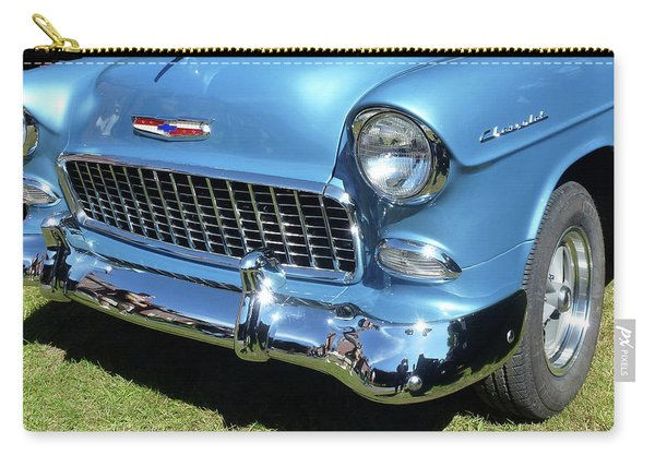 '56 Chevy Baby Blue Carry-all Pouch