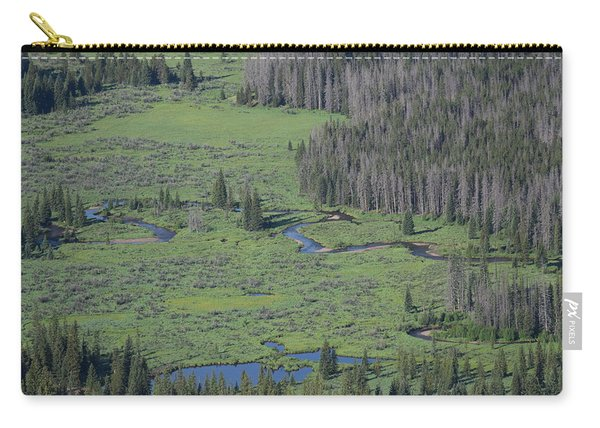 Scenery Rocky Mountain Np Co Carry-all Pouch