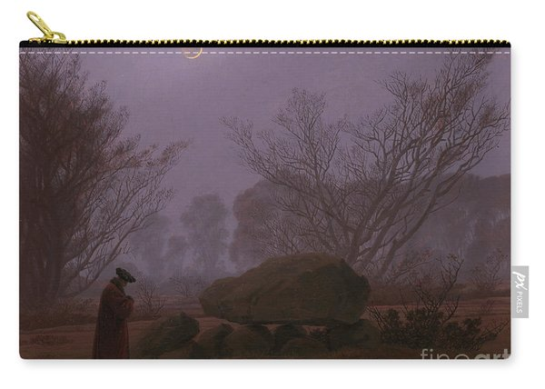 A Walk At Dusk Carry-all Pouch
