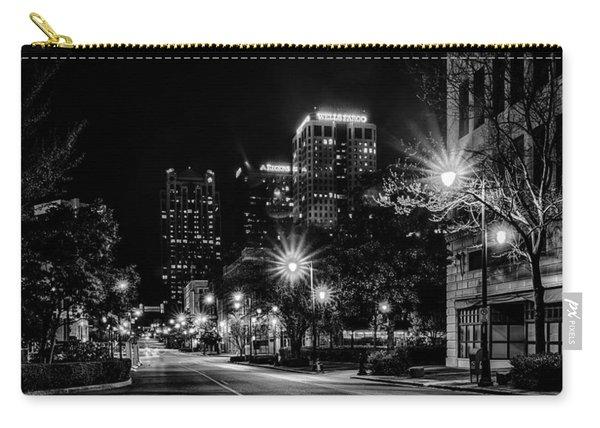 Birmingham Alabama Evening Skyline Carry-all Pouch