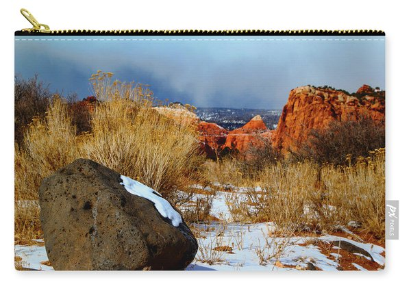 Captiol Reef National Park  Carry-all Pouch