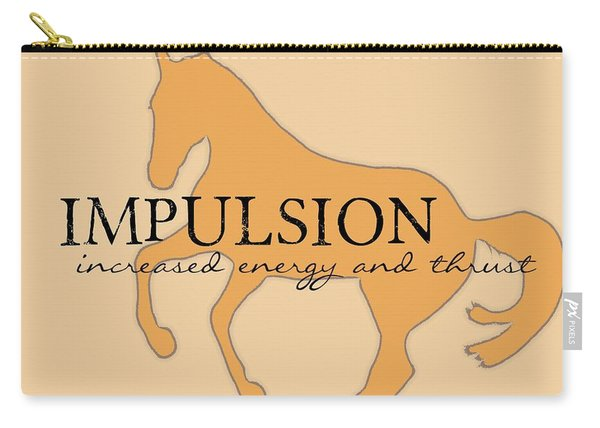 Impulsion Carry-all Pouch