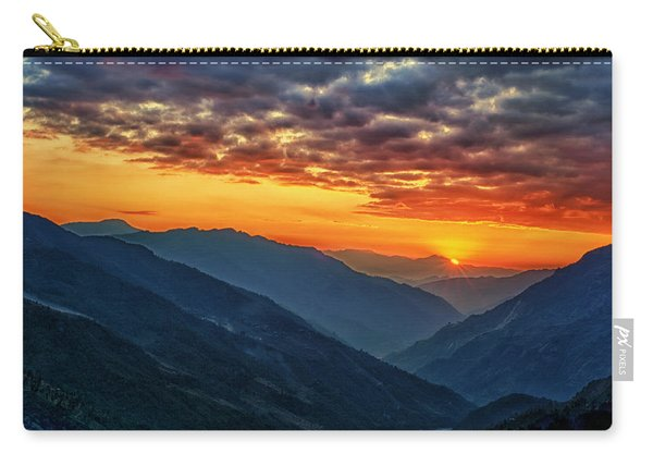 Kalinchok Kathmandu Valley Nepal Carry-all Pouch