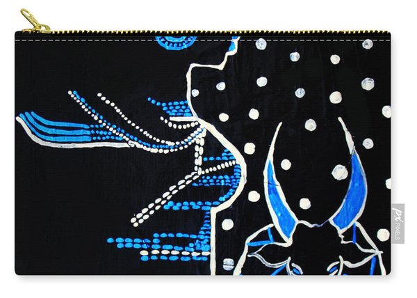 Murle Bride - South Sudan Carry-all Pouch