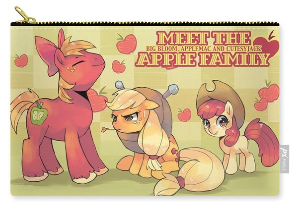 My Little Pony Friendship Is Magic Carry-all Pouch