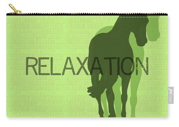 Relaxation Duet Carry-all Pouch