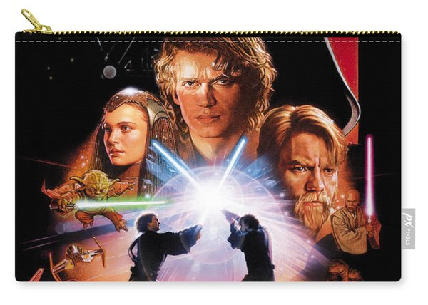 Star Wars Episode IIi - Revenge Of The Sith 2005 Carry-all Pouch