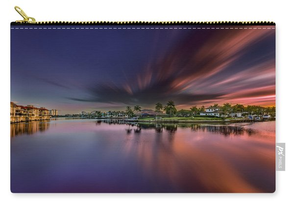 Sunrise At Naples, Florida Carry-all Pouch