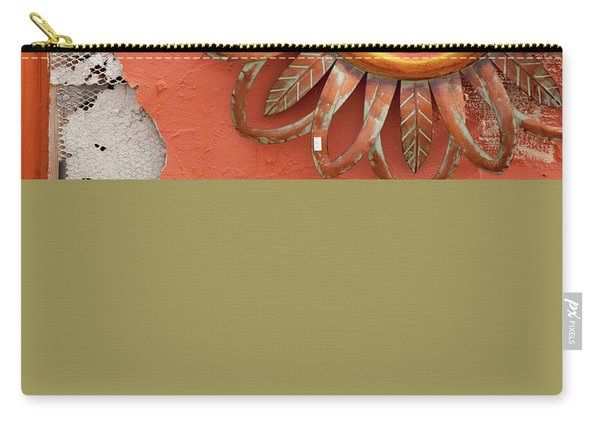 Textures Of Arizona Carry-all Pouch