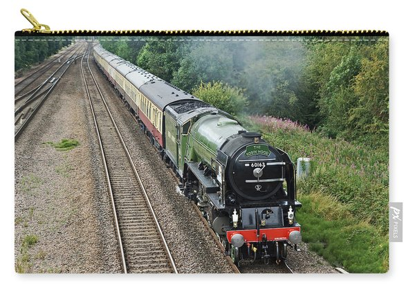 60163 Tornado At Tupton Carry-all Pouch