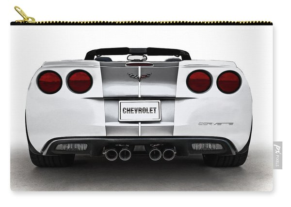 60th Anniversary Corvette Carry-all Pouch