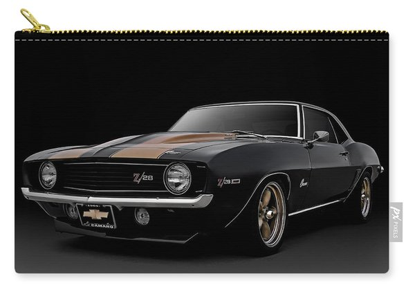 '69 Camaro Z28 Carry-all Pouch