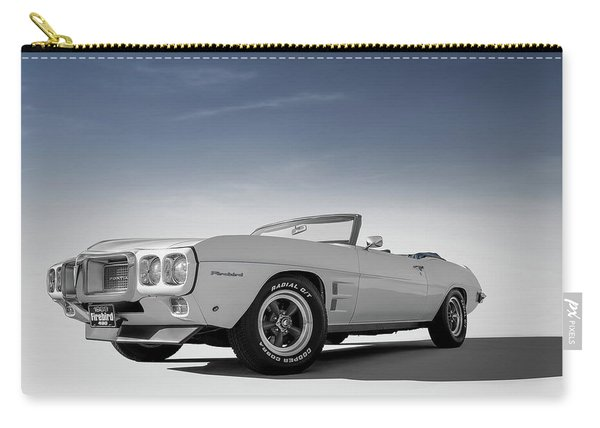 69 Firebird Convertible Carry-all Pouch