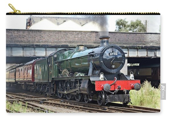6990 Witherslack Hall Departing Loughborough Carry-all Pouch