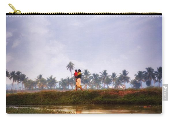 Backwaters Kerala - India Carry-all Pouch