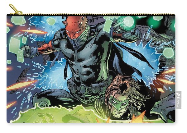 Green Lantern Carry-all Pouch
