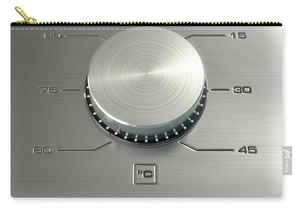 Modern Washing Machine Closeups Carry-all Pouch