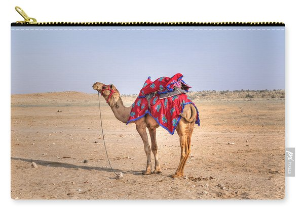 Thar Desert - India Carry-all Pouch