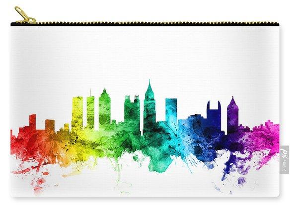 Atlanta Georgia Skyline Carry-all Pouch