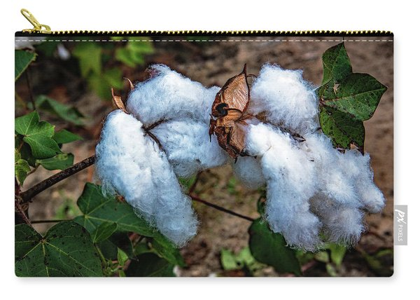 8 Bolls Of Cotton  Carry-all Pouch