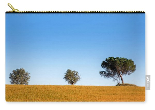 Val D'orcia Landscape Carry-all Pouch