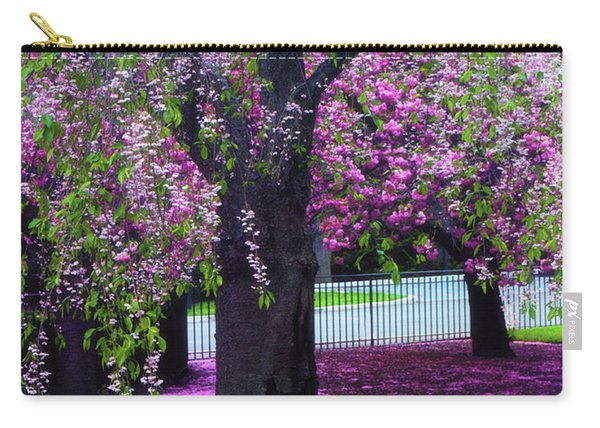 Sublime Spring Carry-all Pouch