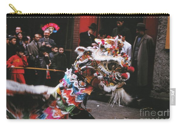 Chinese New Year 1963 Carry-all Pouch
