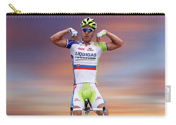 Peter Sagan 1 Carry-all Pouch