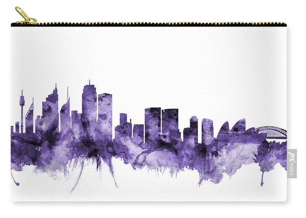 Sydney Australia Skyline Carry-all Pouch