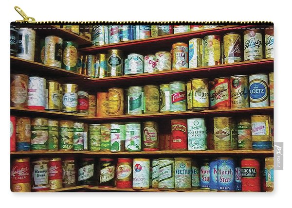 99 Cans Of Beer On The Wall Carry-all Pouch