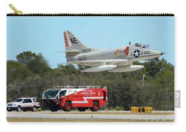 A-4 / Firetruck Carry-all Pouch