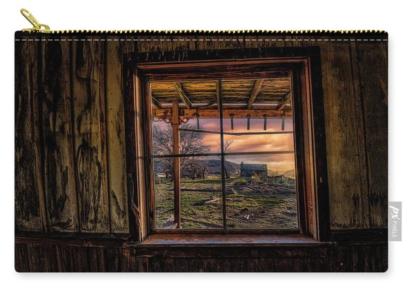 A Barn View Carry-all Pouch