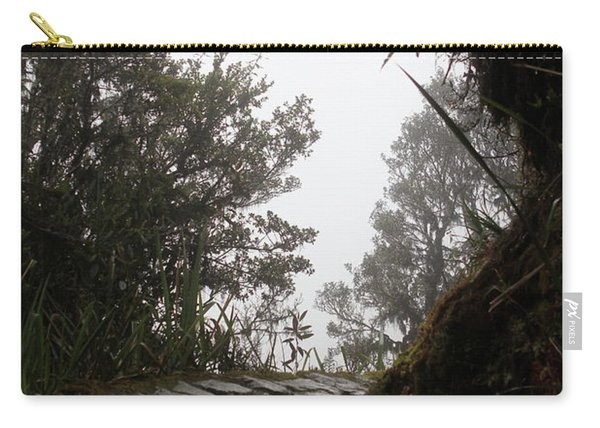 A Bend In The Path Carry-all Pouch