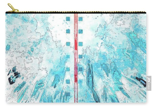 A Blue Sky Carry-all Pouch